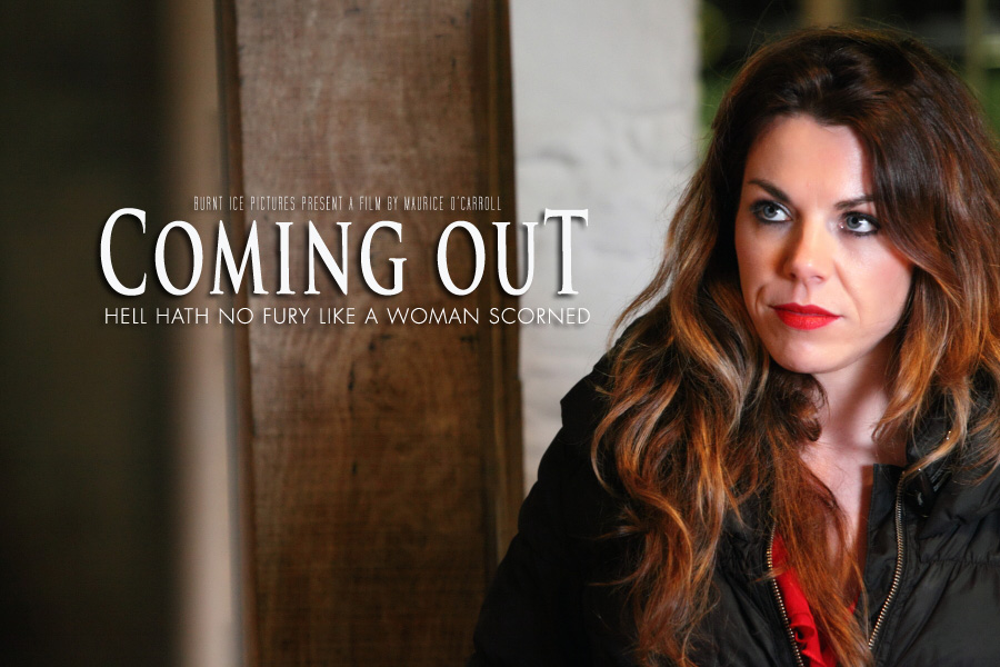 "The film ""Coming Out"""