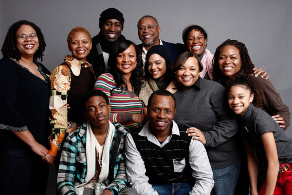 """Producers and cast of """"Mississippi Damned"""""""