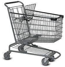 shopping cart - look for story ideas