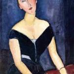 Modigliani painting