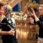 Baz Luhrmann on set of Australia